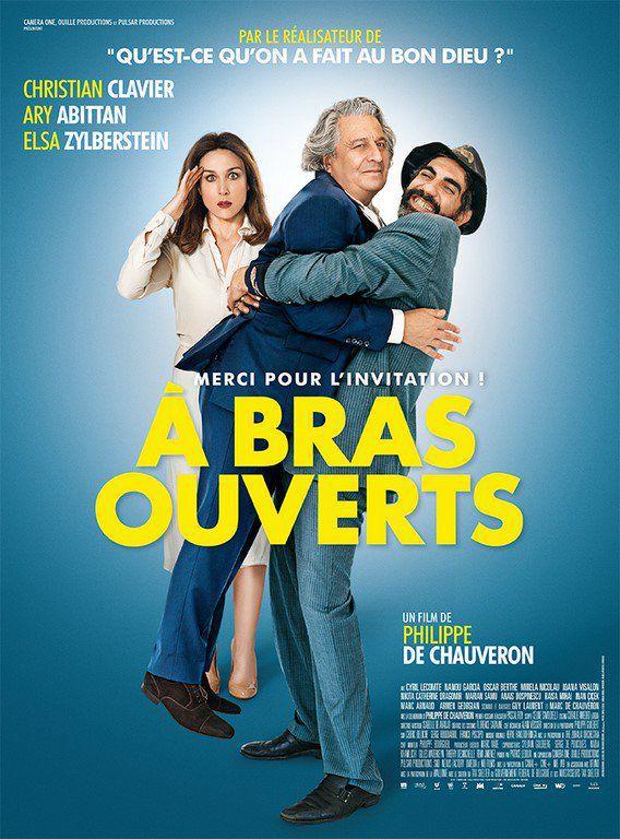 À bras ouverts - Film (2017)
