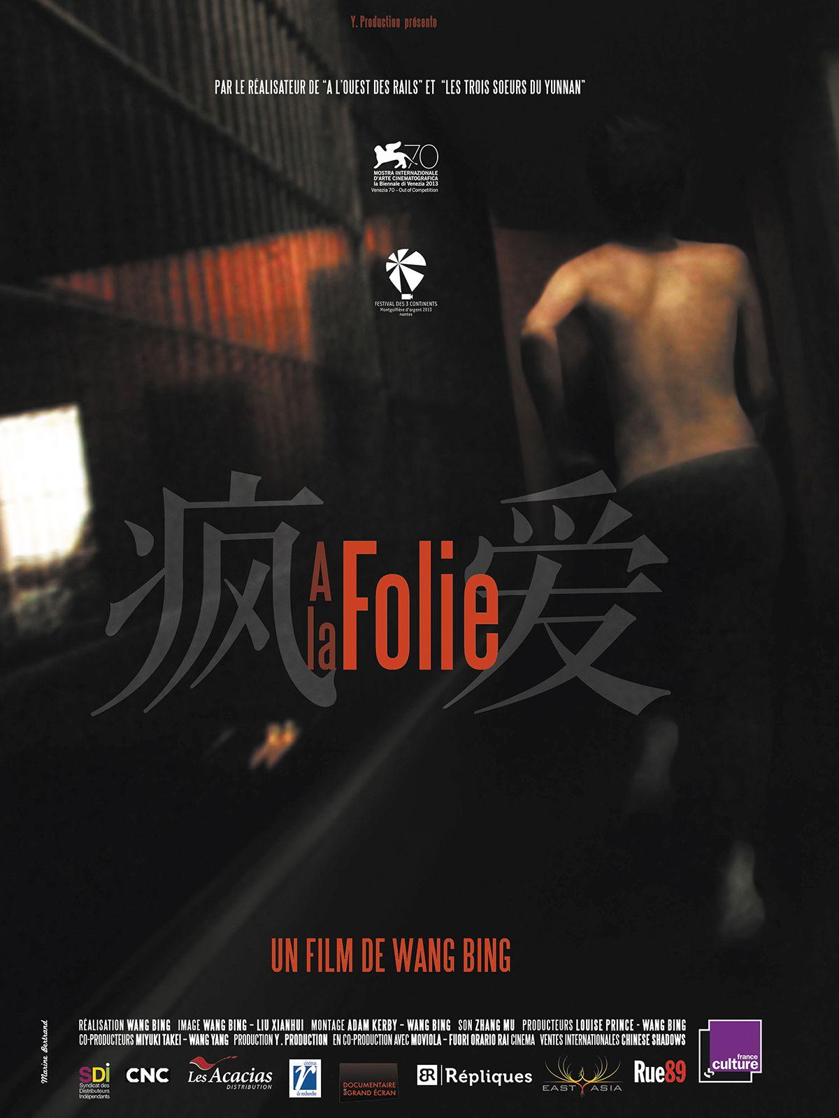 À la folie - Documentaire (2013)