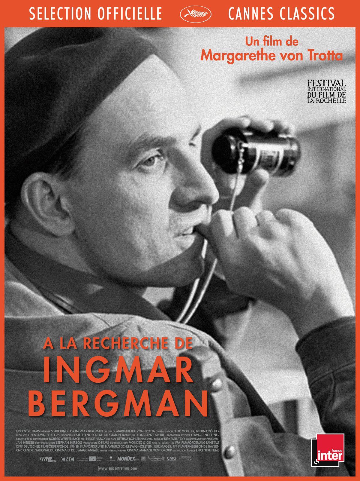 À la recherche d'Ingmar Bergman - Documentaire (2018)