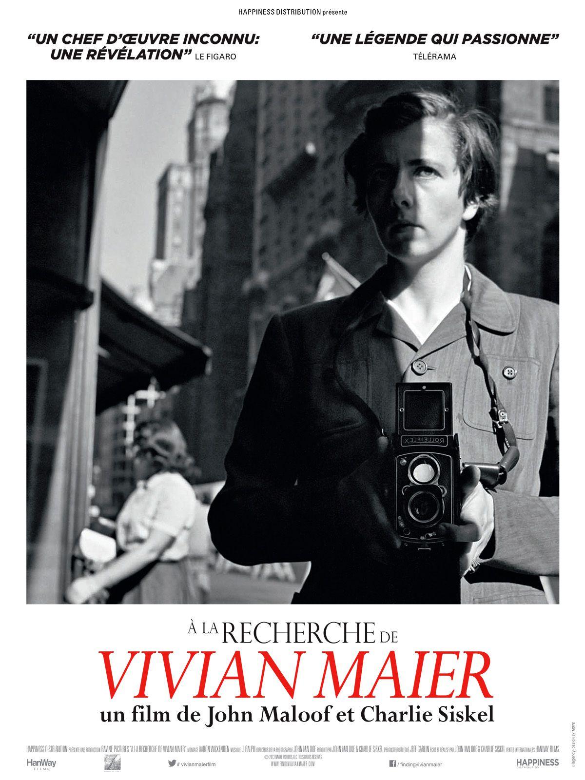 À la recherche de Vivian Maier - Documentaire (2013)