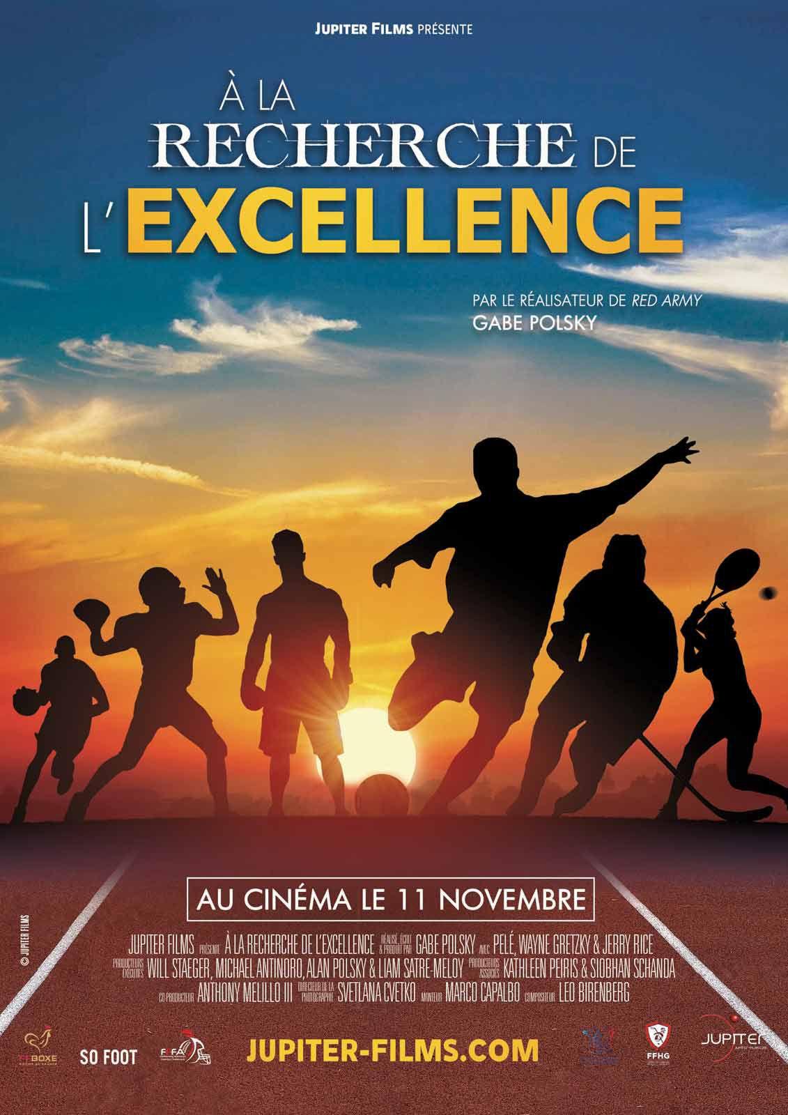 À la recherche de l'excellence - Documentaire (2020)