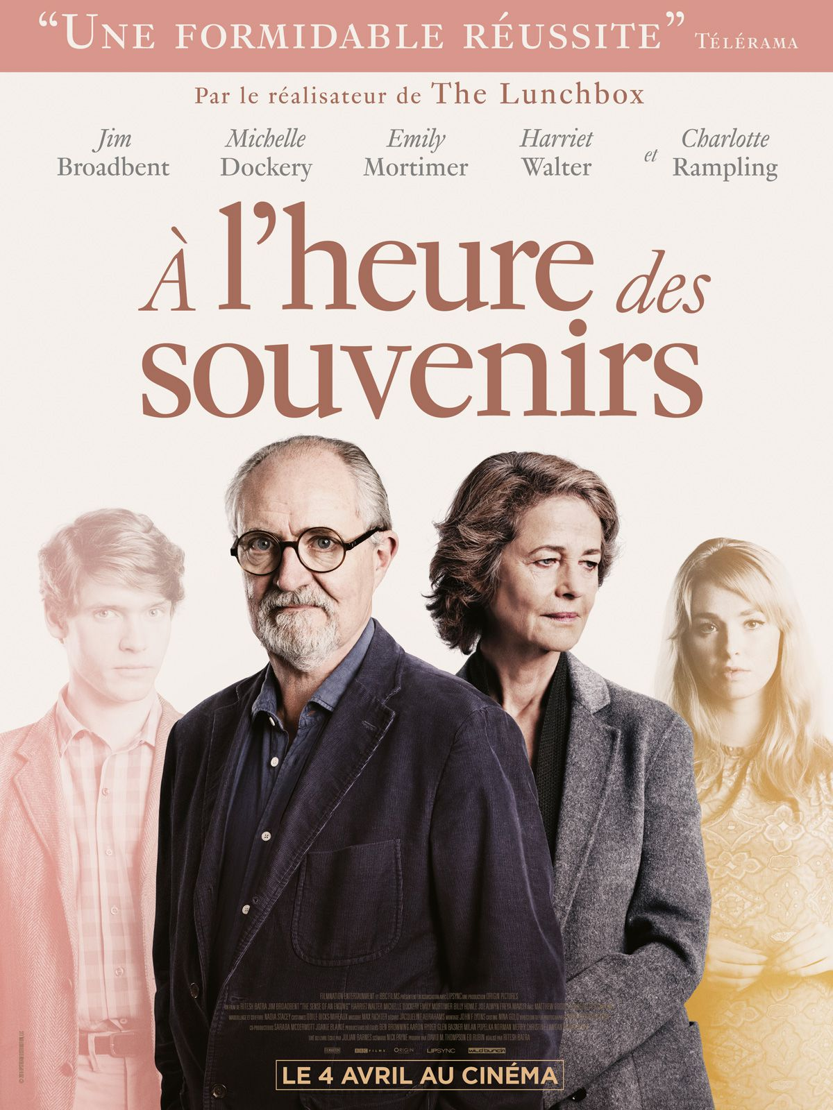 À l'heure des souvenirs - Film (2018)