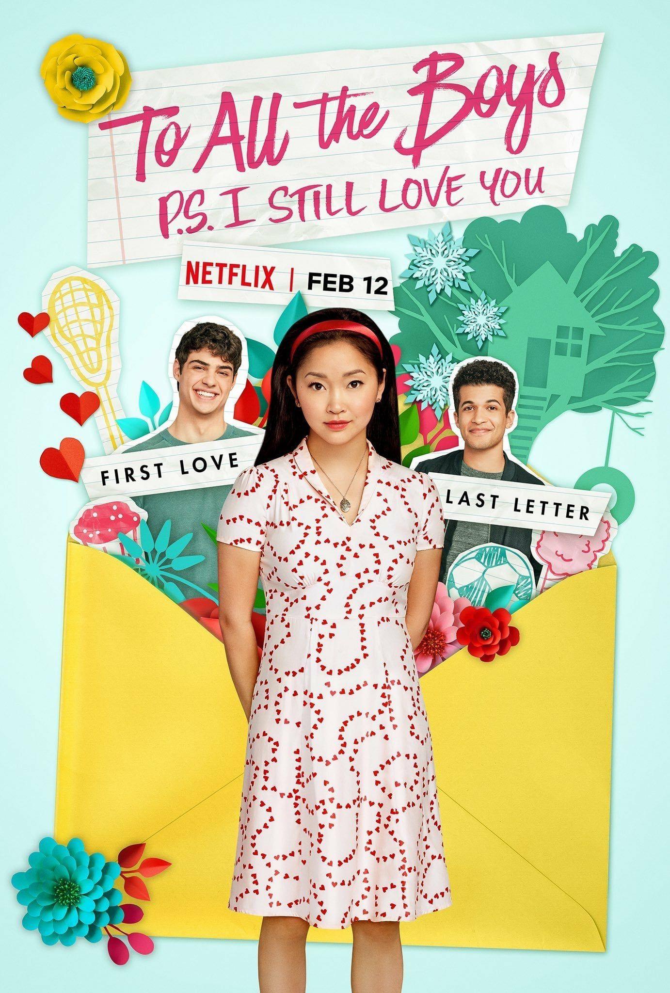 À tous les garçons : P.S. Je t'aime toujours - Film (2020)