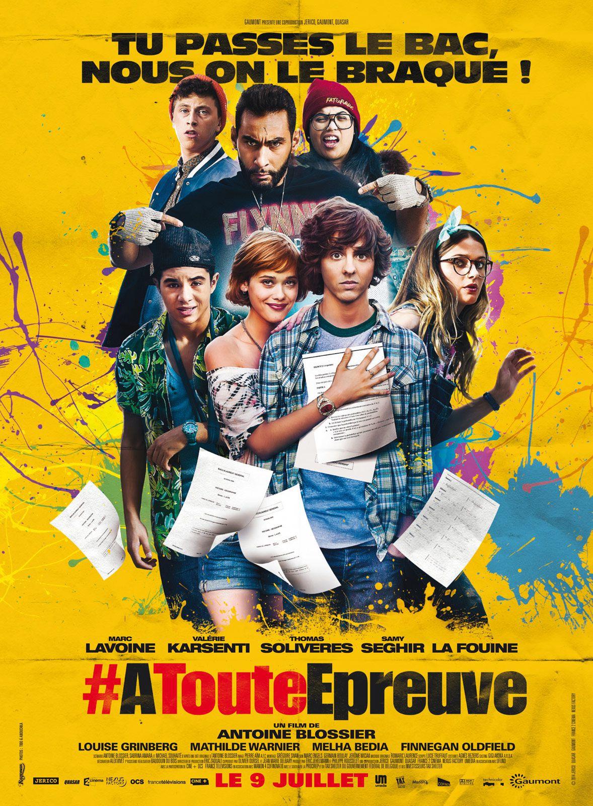 À toute épreuve - Film (2014)