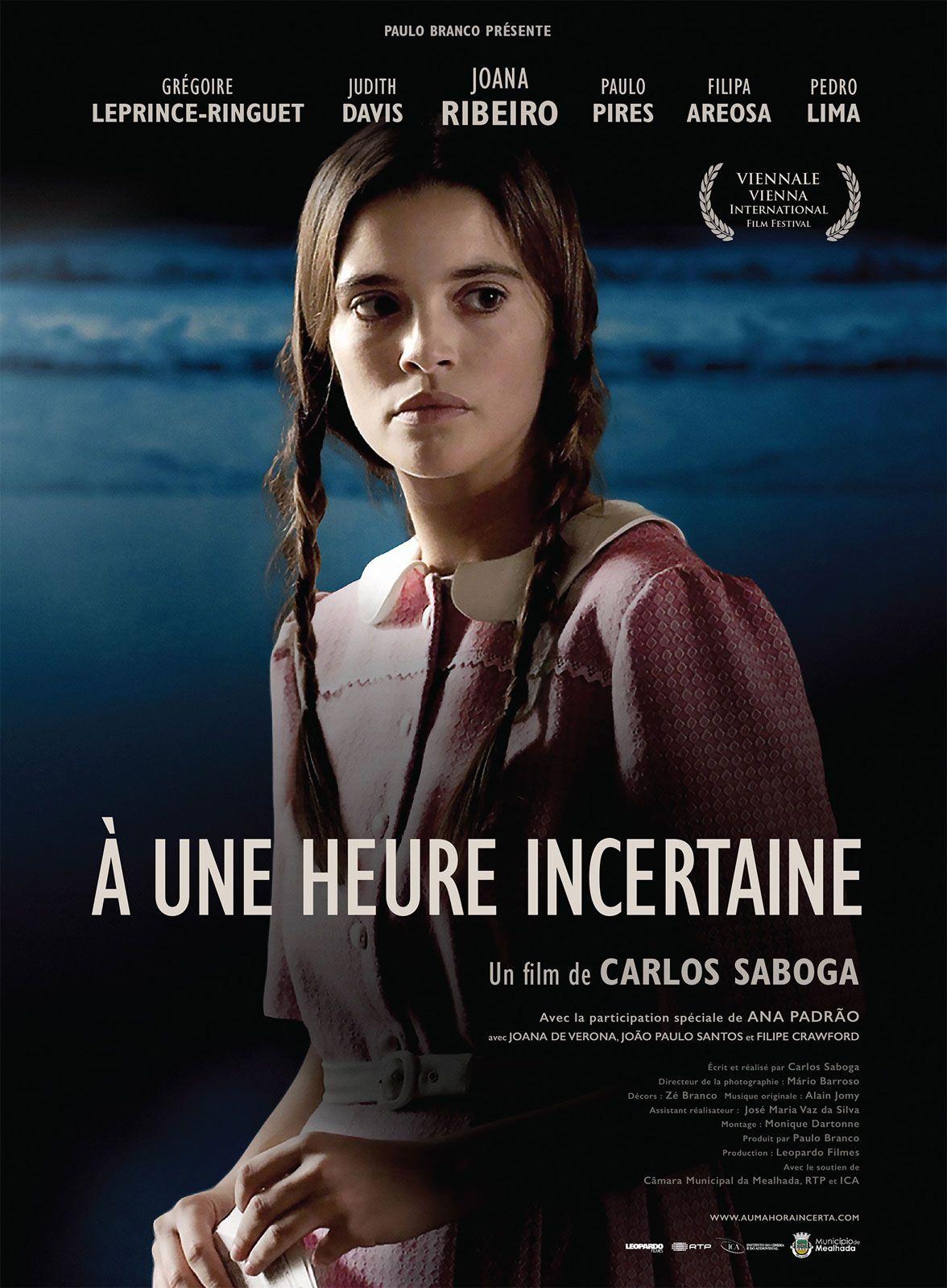 À une heure incertaine - Film (2016)