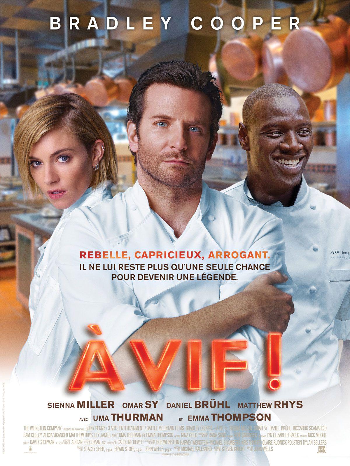 À vif ! - Film (2015)