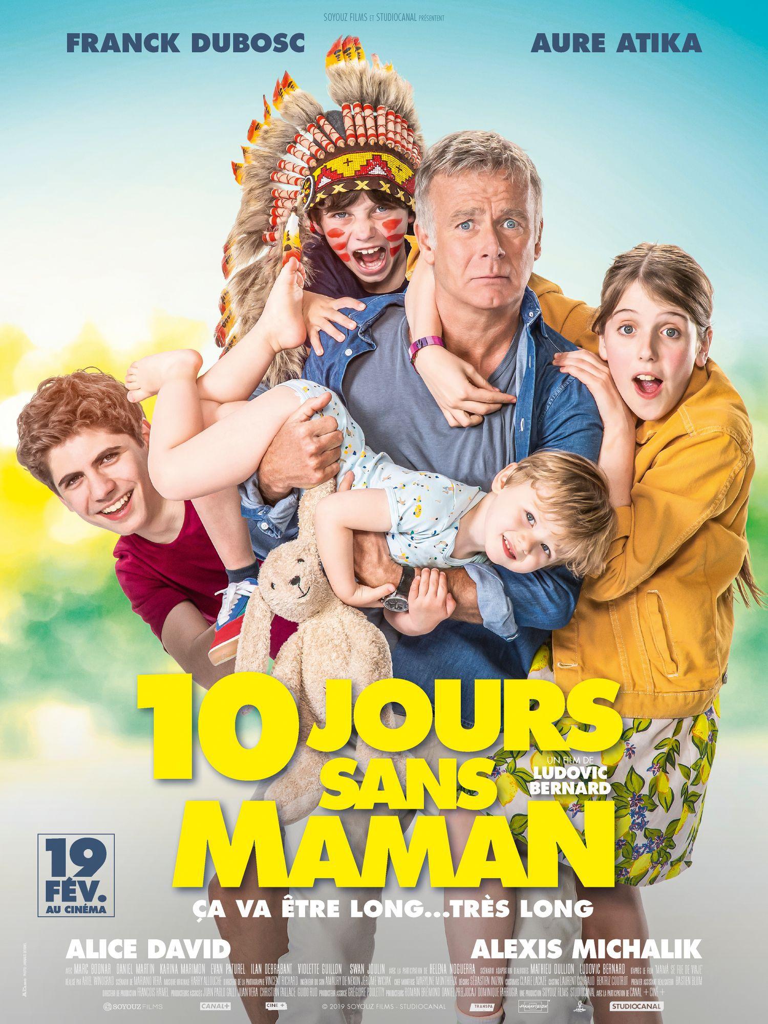 10 jours sans maman - Film (2020)
