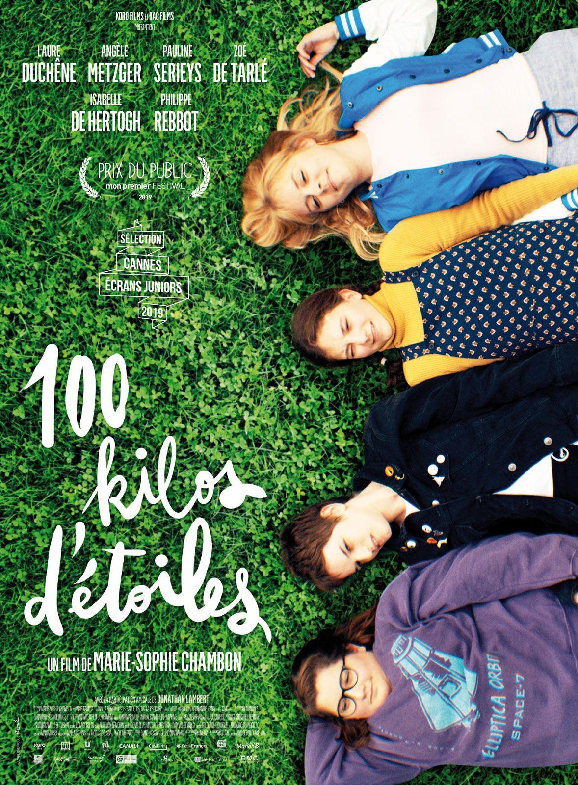 100 kilos d'étoiles - Film (2019)