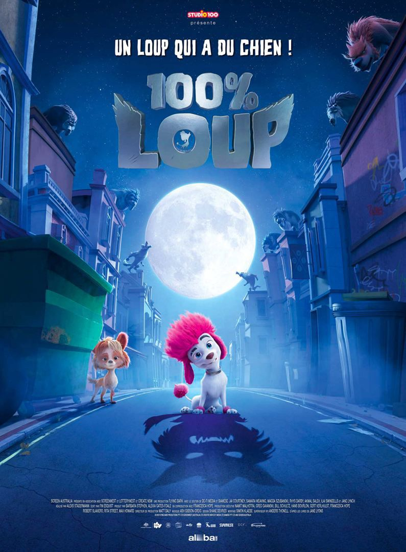 100 loup - Film (2020)