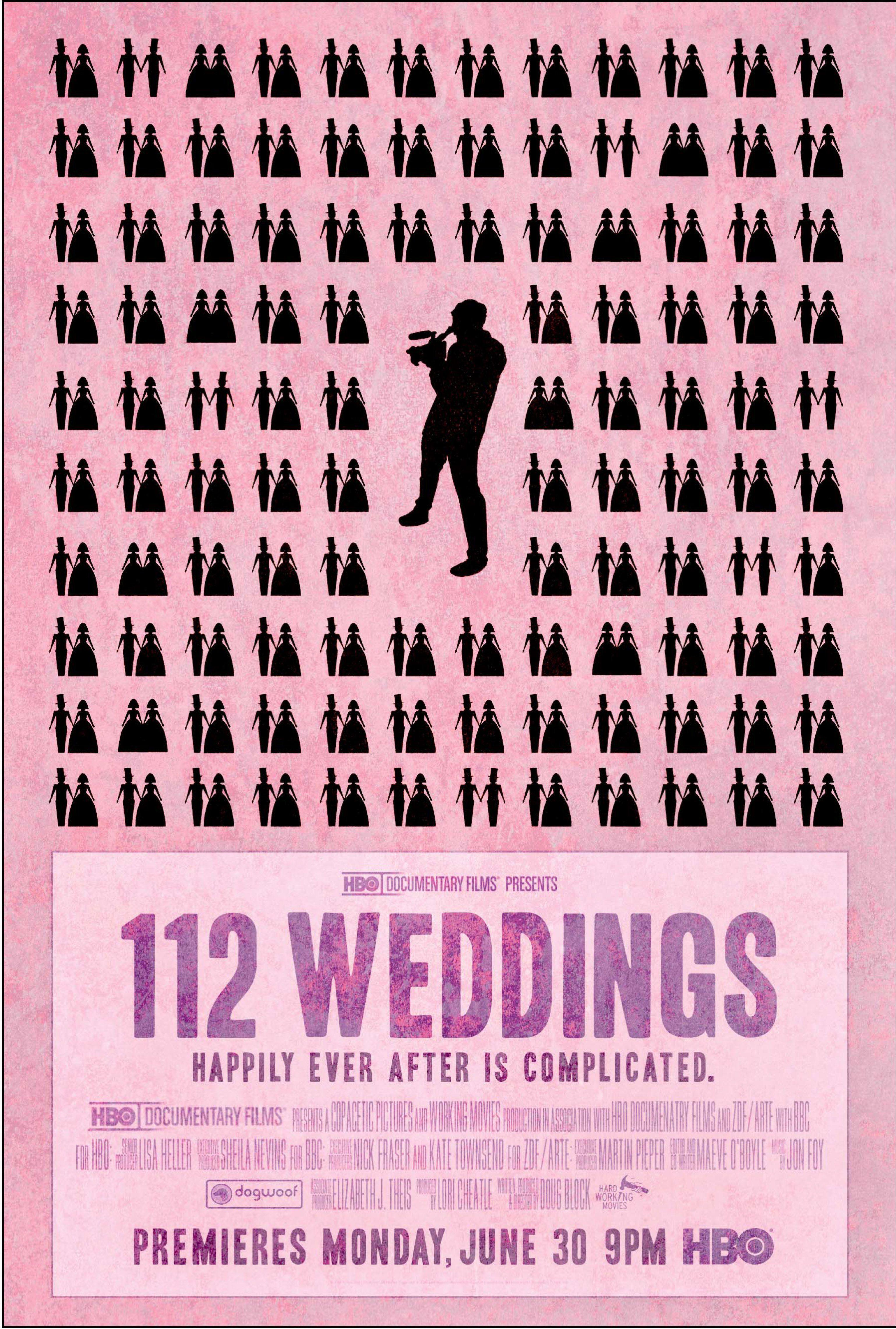 112 Weddings - Documentaire (2014)