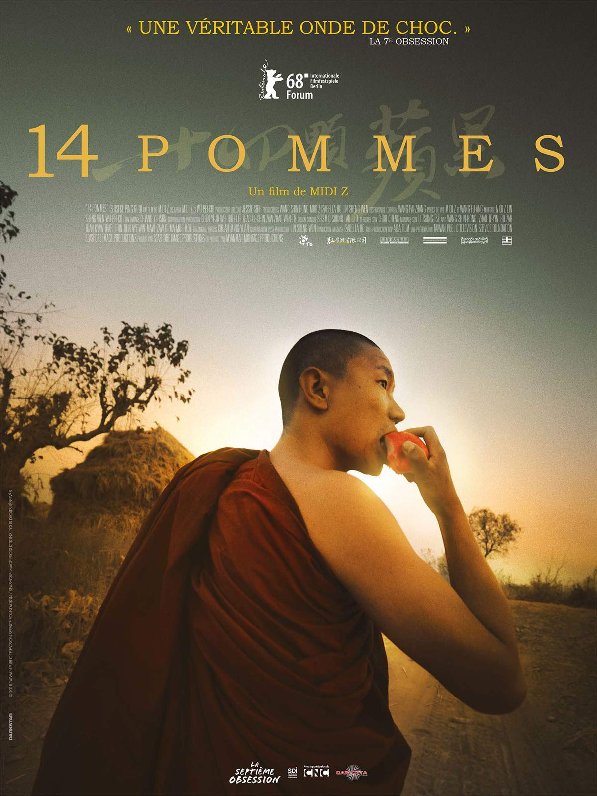14 Pommes - Documentaire (2018)