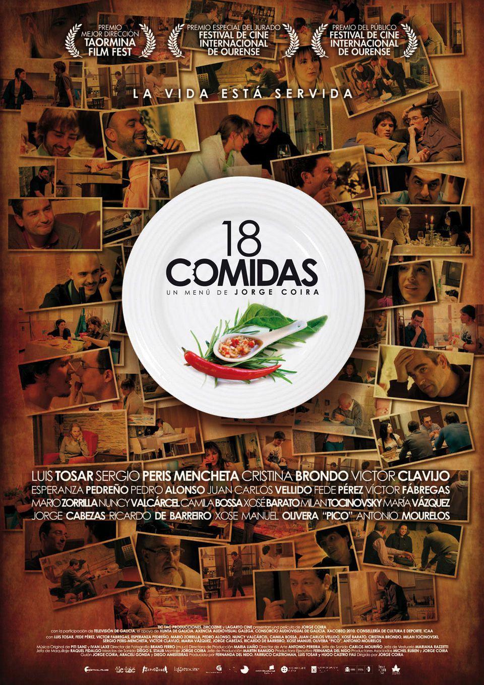 18 Comidas - Film (2010)