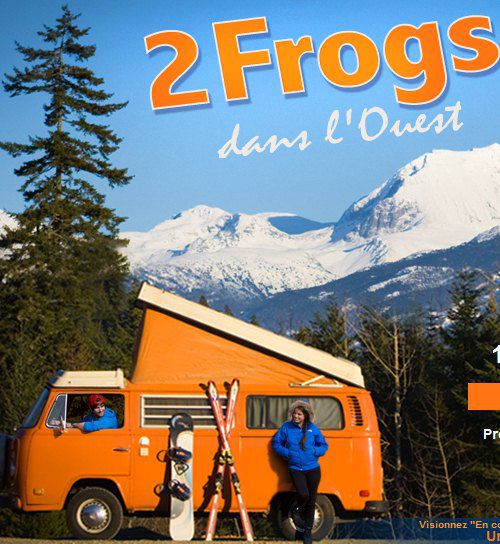 2 frogs dans l'Ouest - Film (2010)