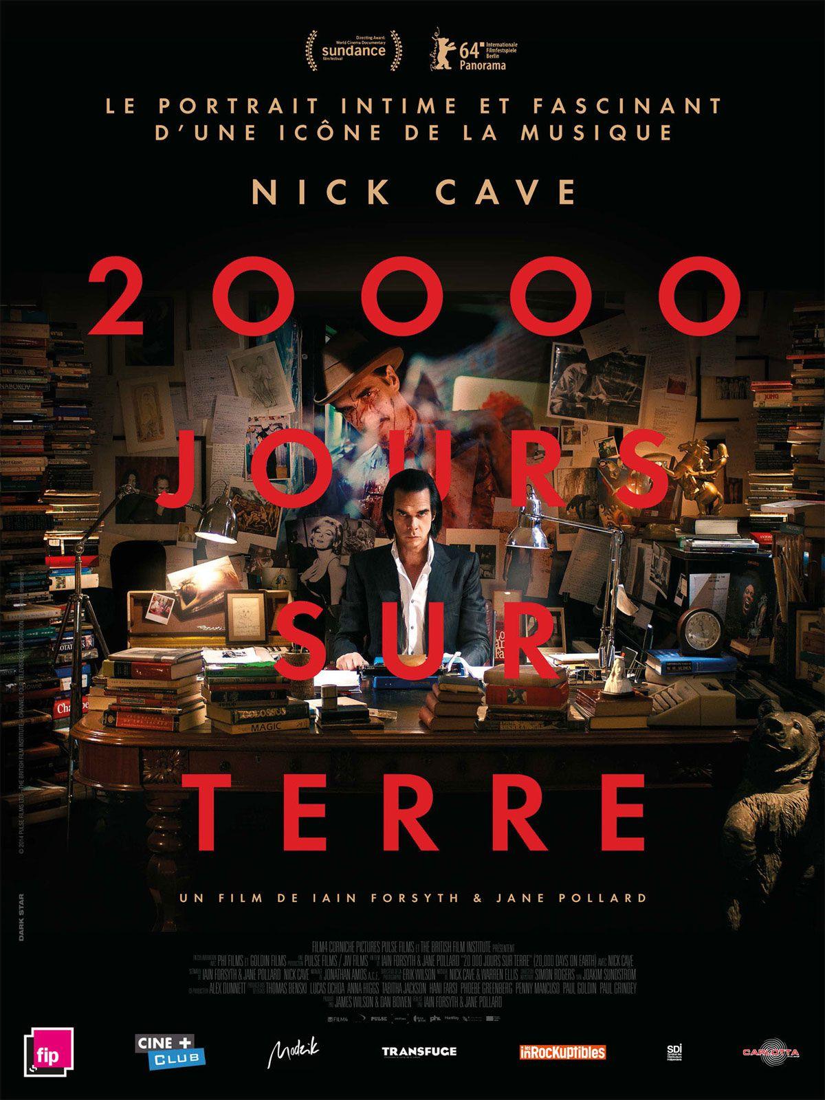 20 000 jours sur Terre - Documentaire (2014)