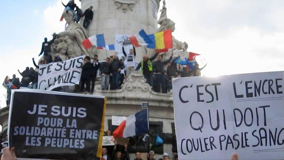 2015 - Paris est une cible - Documentaire (2016)