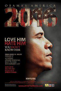 2016 : Obama's America - Documentaire (2012)