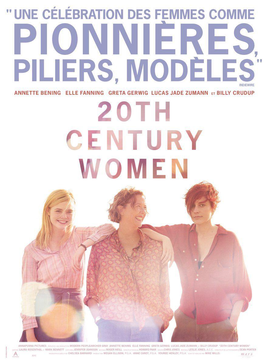 20th Century Women - Film (2016)