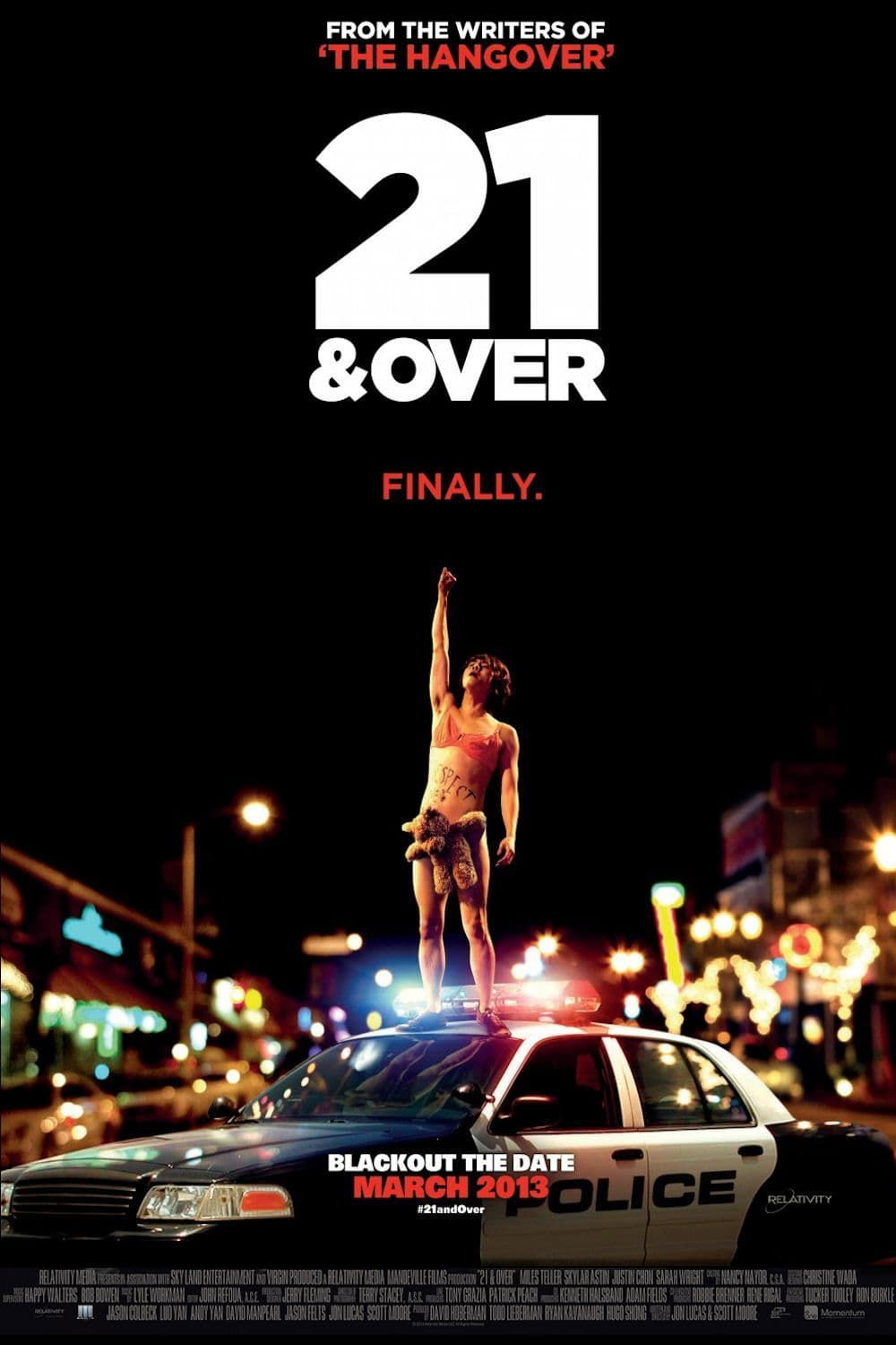 21 and Over - Film (2013)