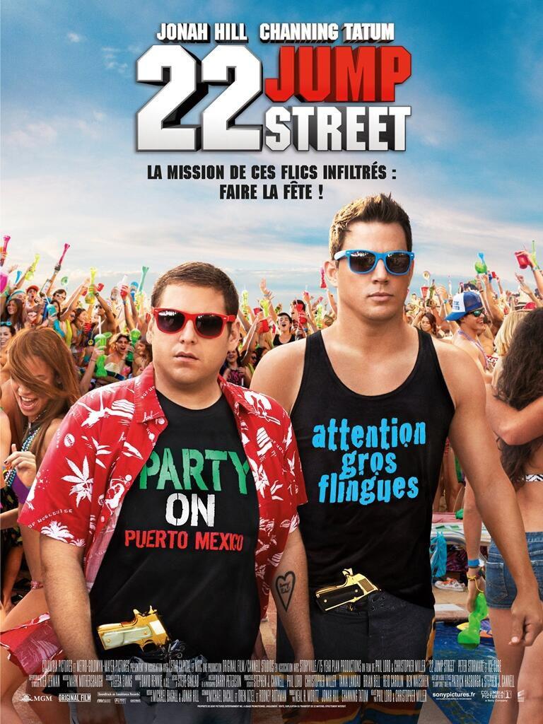 22 Jump Street - Film (2014)