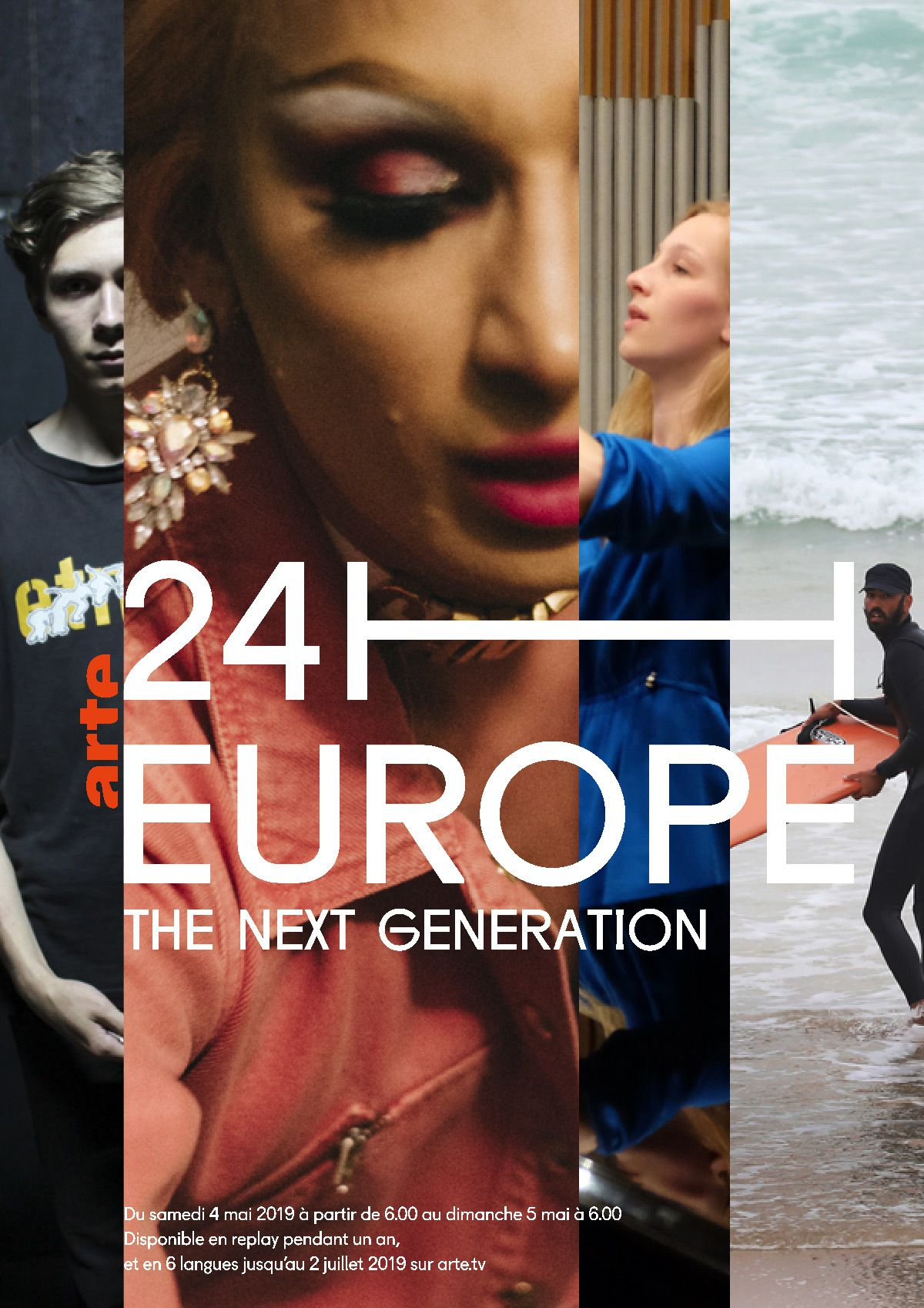 24h Europe – The Next Generation - Documentaire (2019)