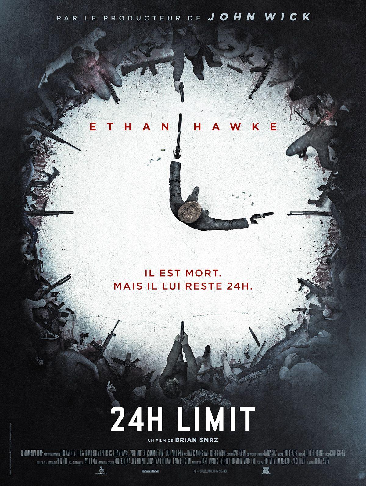 24h Limit - Film (2018)