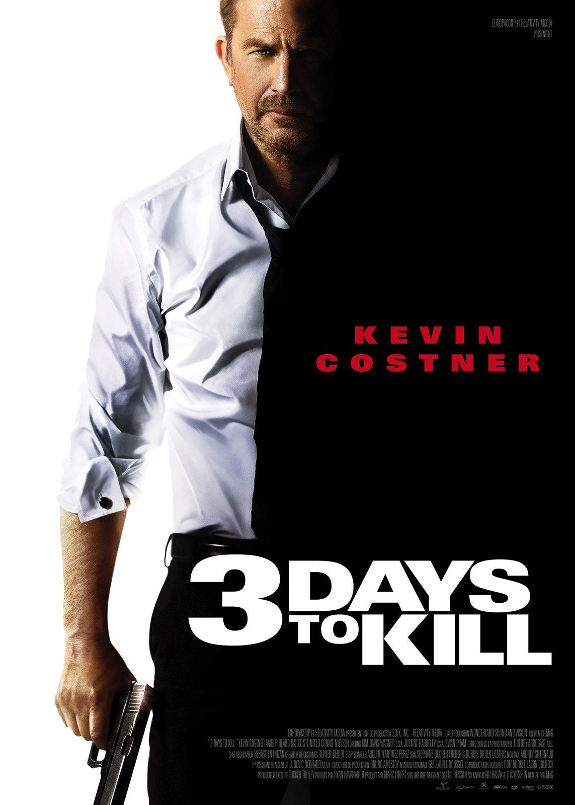 3 Days to Kill - Film (2014)