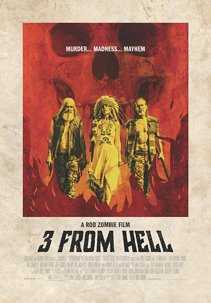3 From Hell - Film (2020)