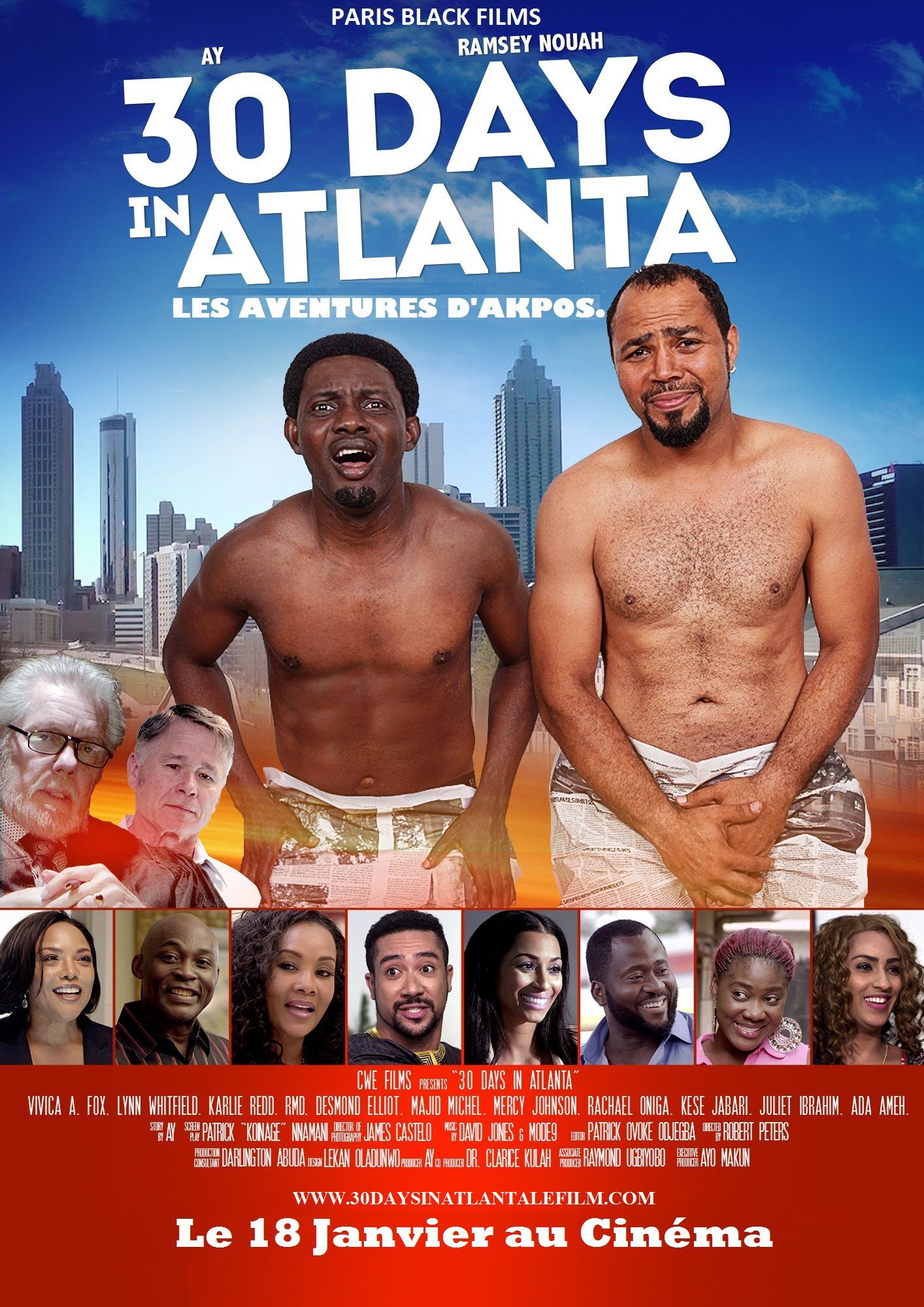 30 Days in Atlanta - Film (2014)