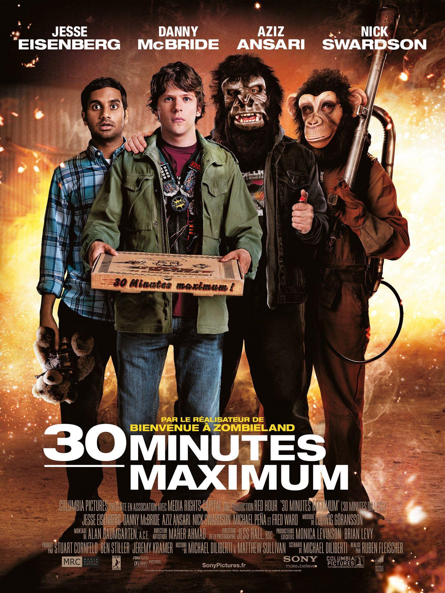 30 Minutes maximum - Film (2011)