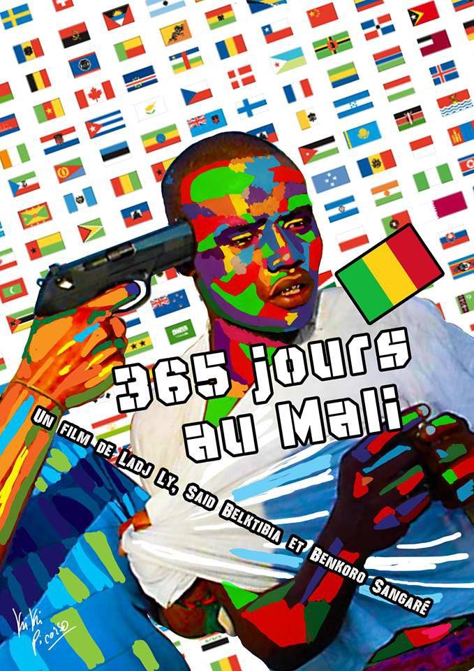 365 jours au Mali - Documentaire (2014)