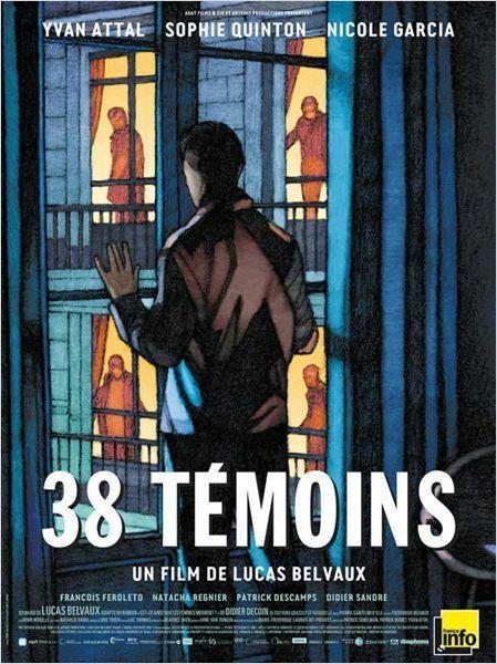 38 Témoins - Film (2012)