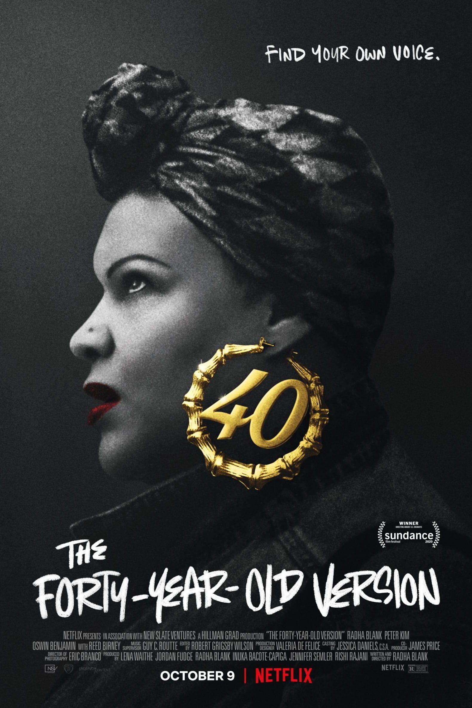 40 ans, toujours dans le flow - Film (2020)