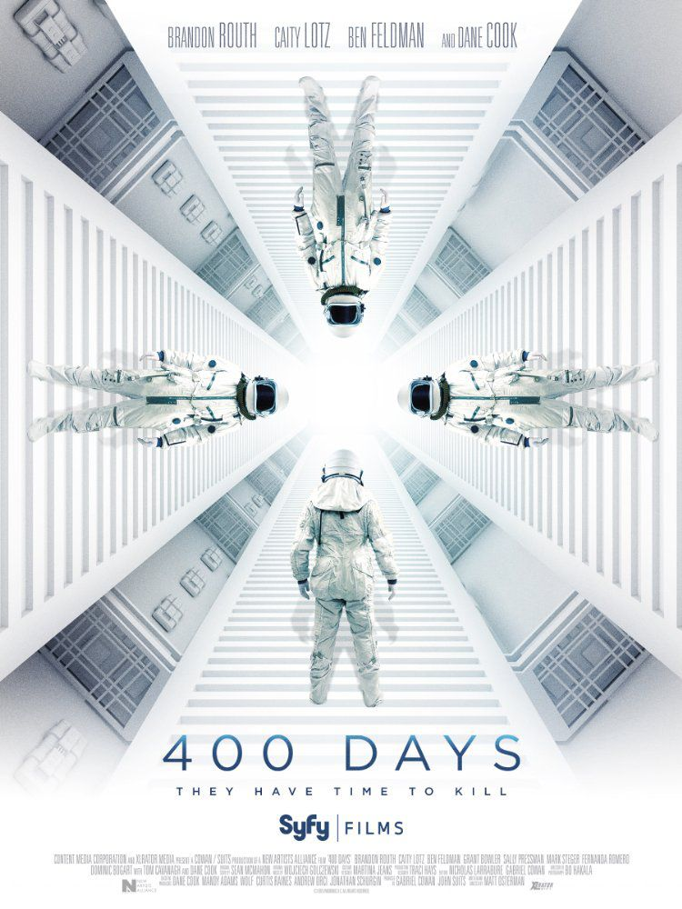 400 Days - Film (2015)