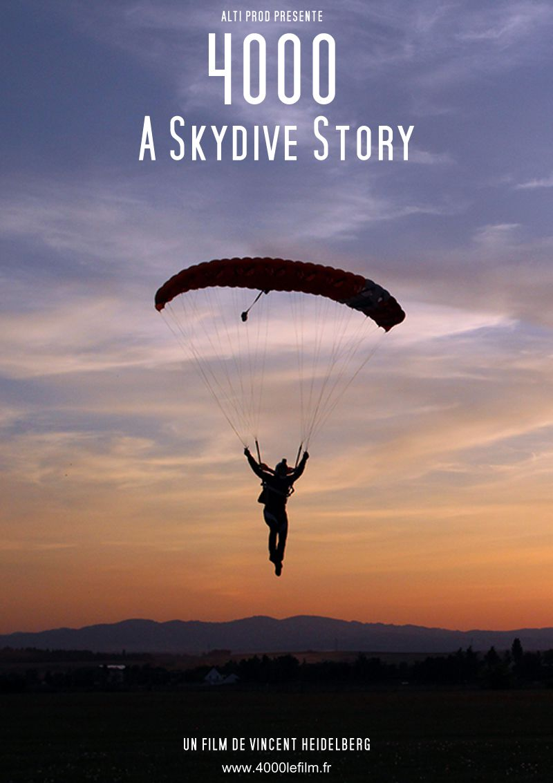 4000 : A Skydive Story - Documentaire (2015)