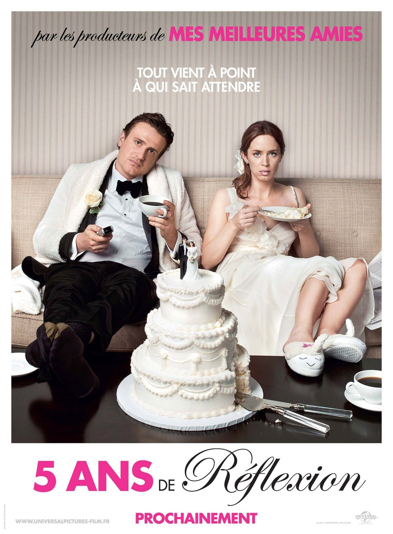 5 ans de réflexion - Film (2012)