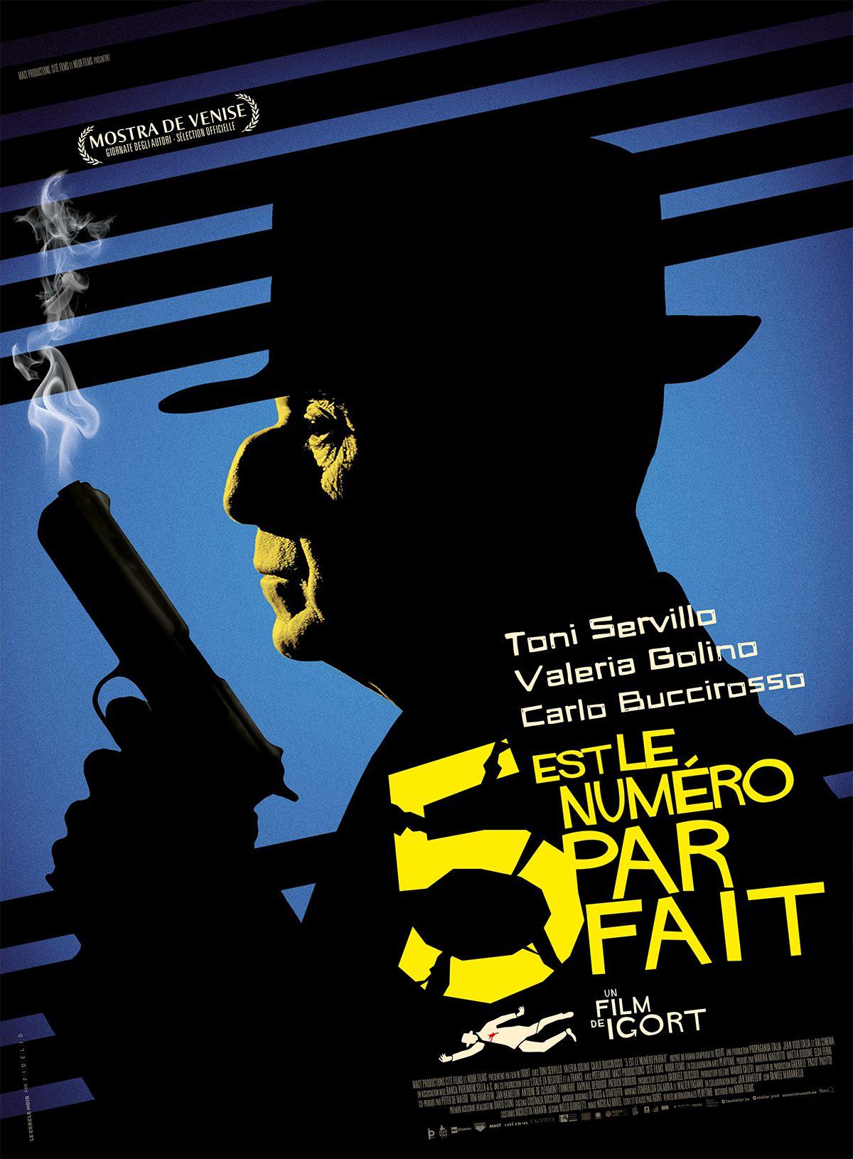 5 est le numéro parfait - Film (2019)