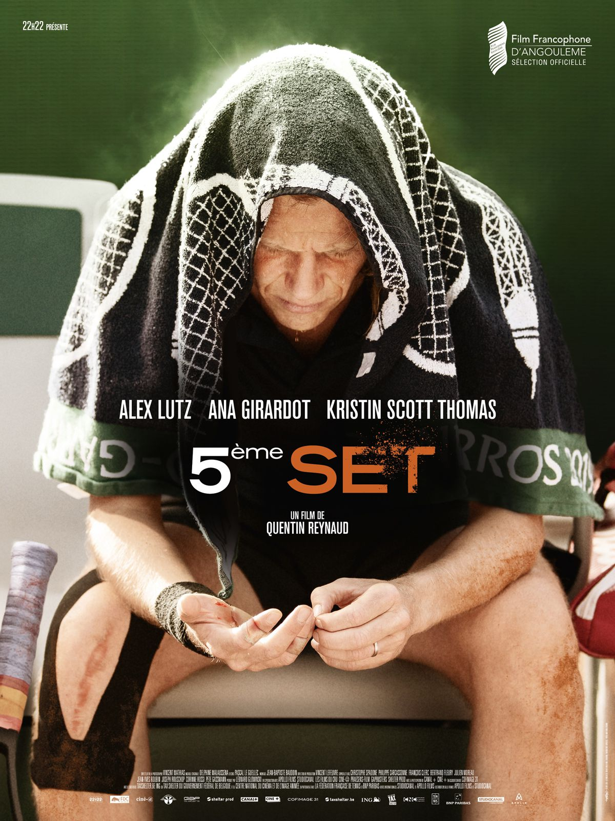5ème Set - Film (2020)