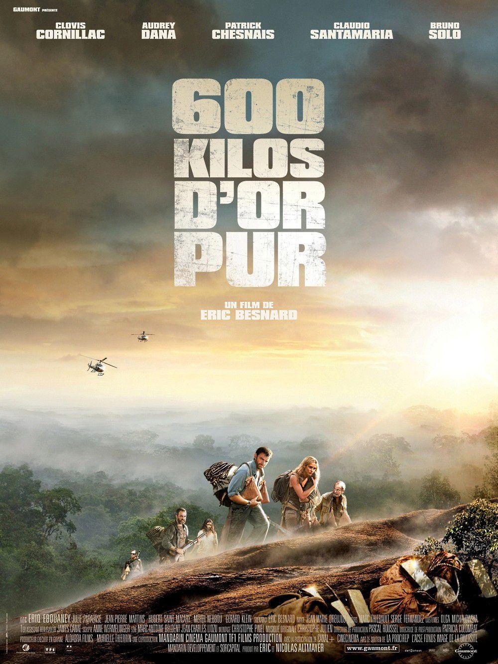 600 Kilos d'or pur - Film (2010)
