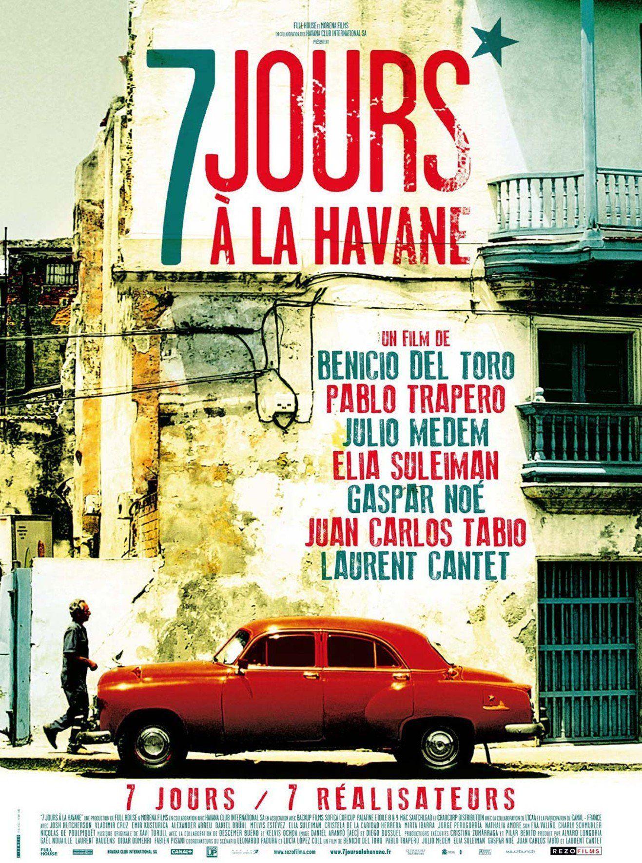 7 jours à la Havane - Film (2012)