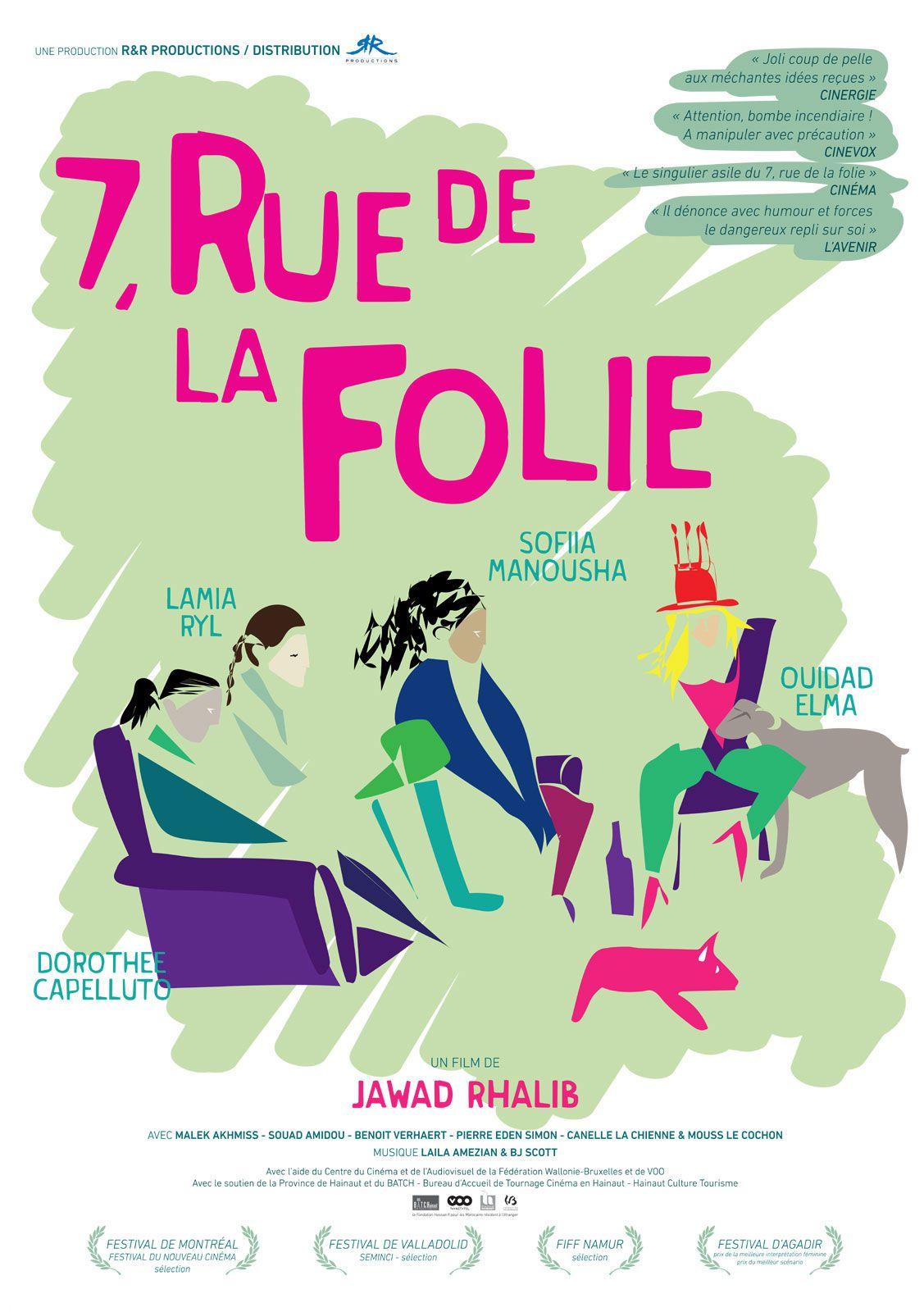 7, rue de la Folie - Film (2014)