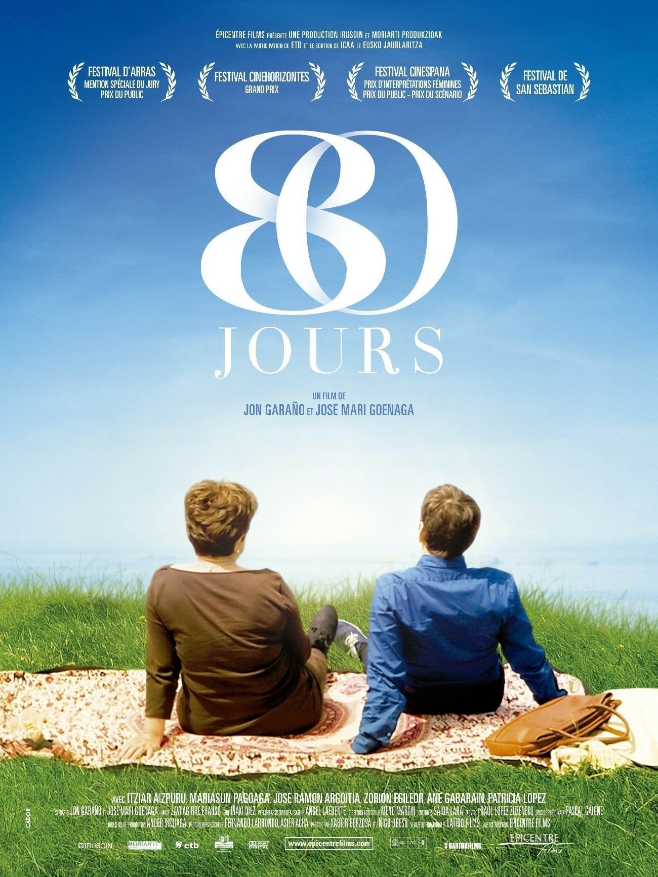 80 jours - Film (2012)