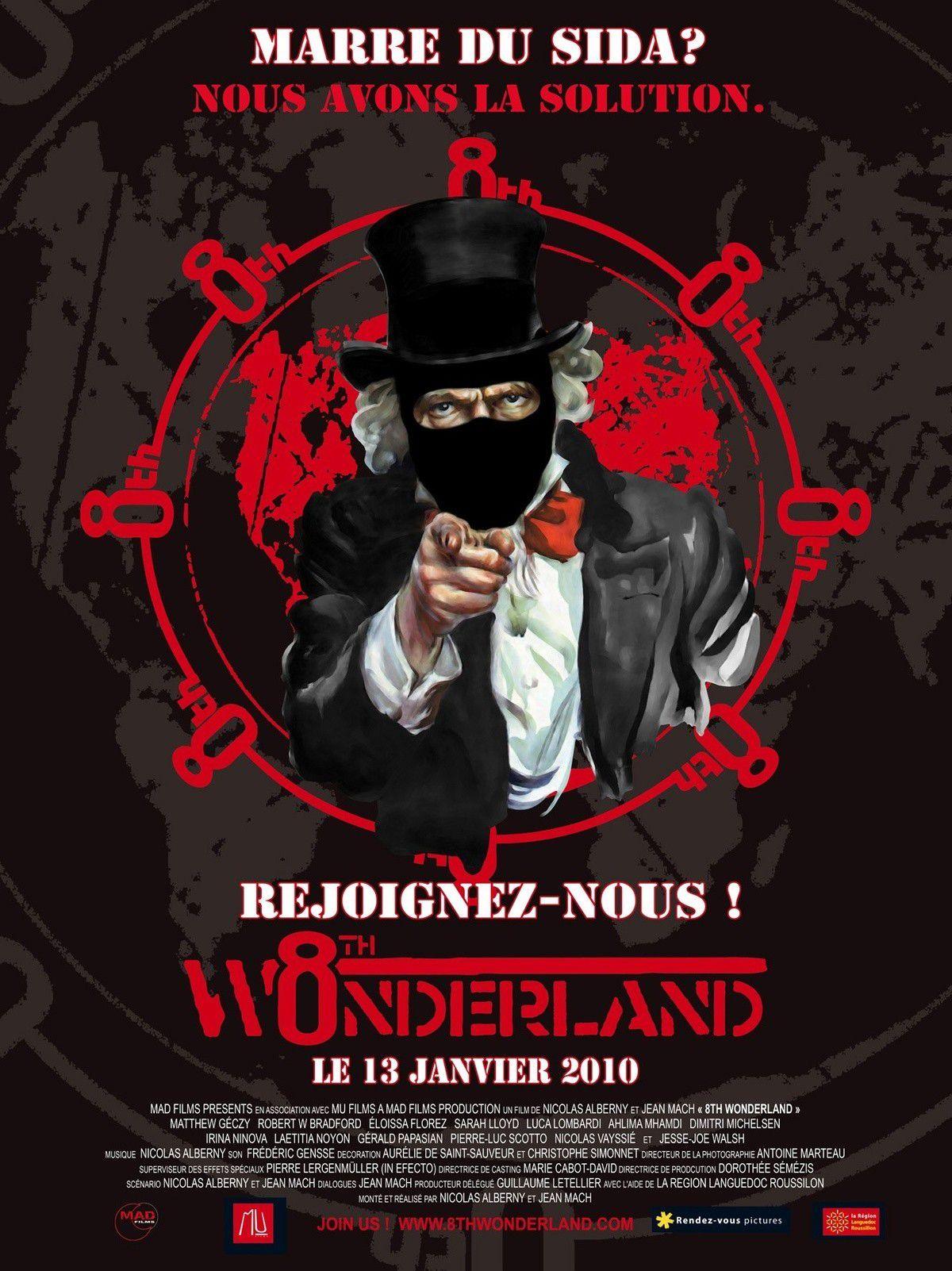 8th Wonderland - Film (2010)