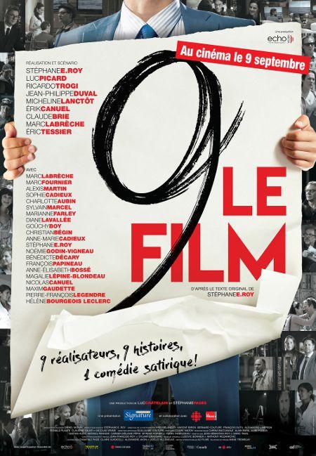 9 Le Film - Film (2016)
