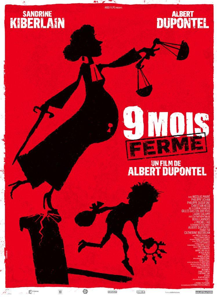 9 mois ferme - Film (2013)