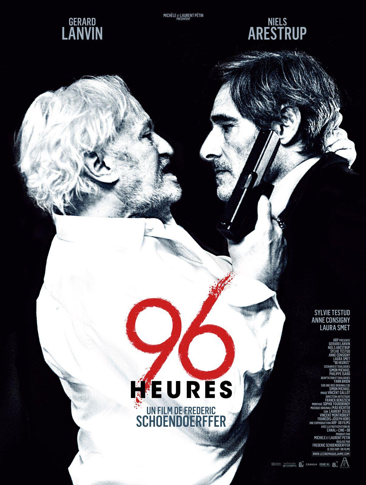 96 heures - Film (2014)