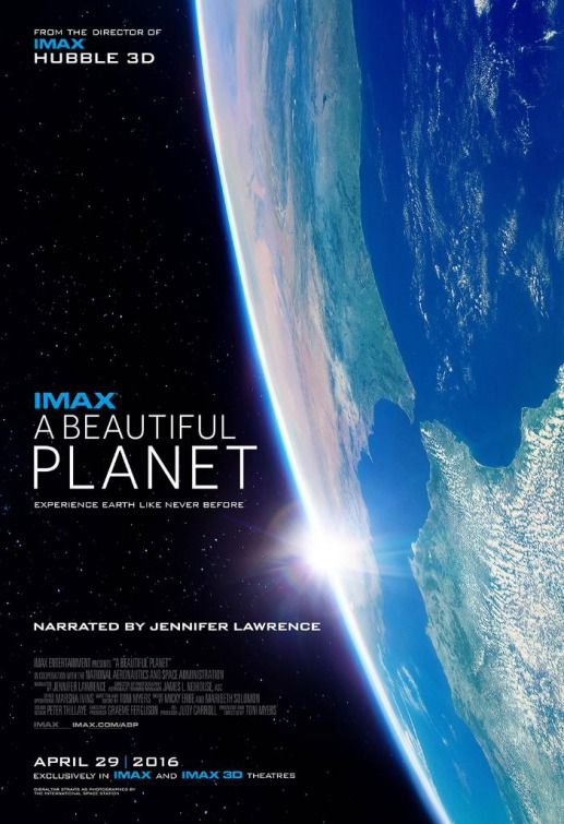A Beautiful Planet - Documentaire (2016)