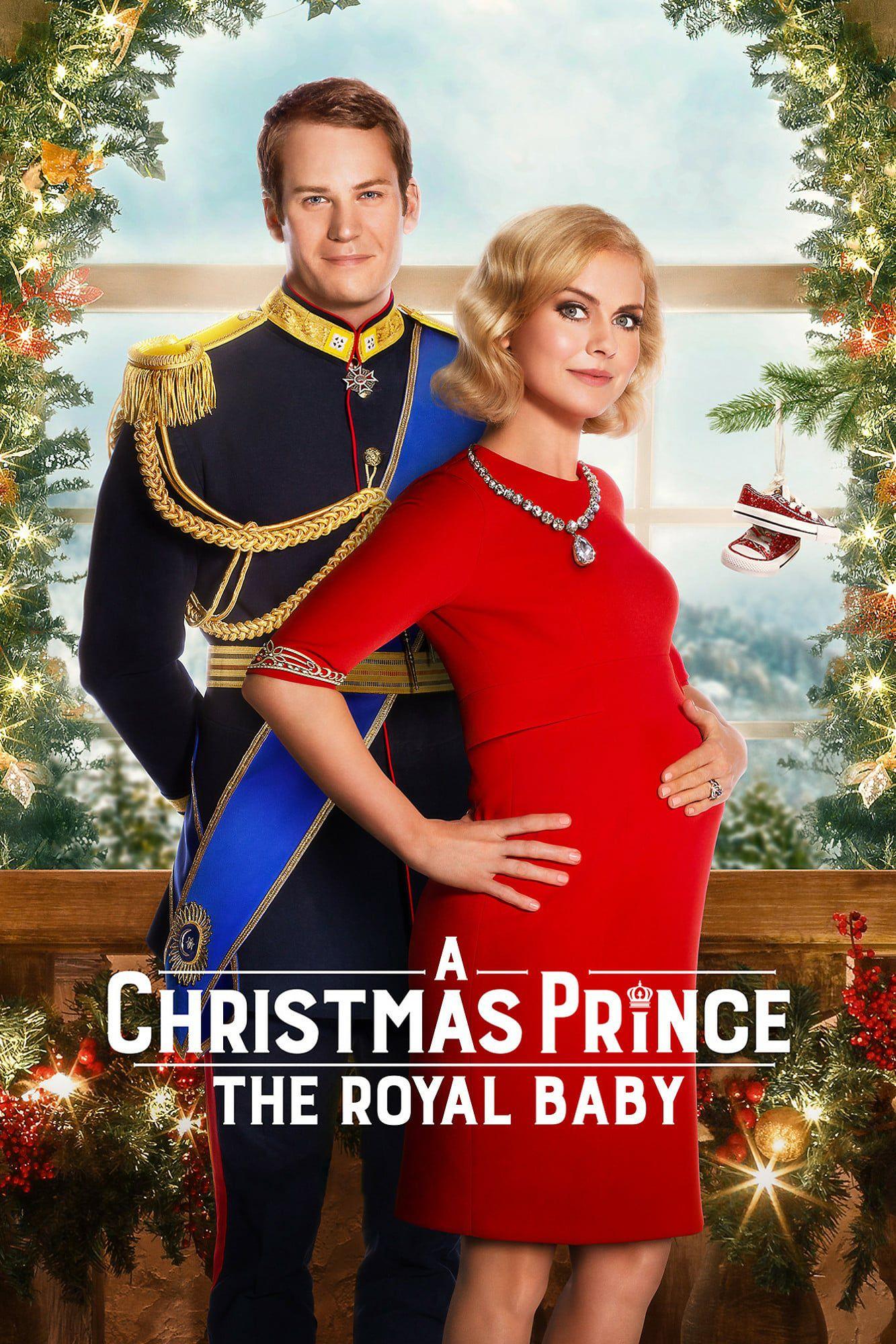 A Christmas Prince: The Royal Baby - Film (2019)