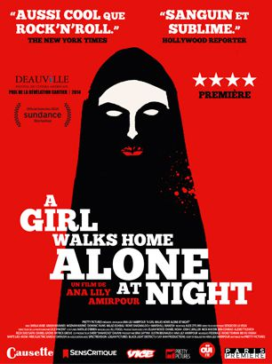 A Girl Walks Home Alone at Night - Film (2014)