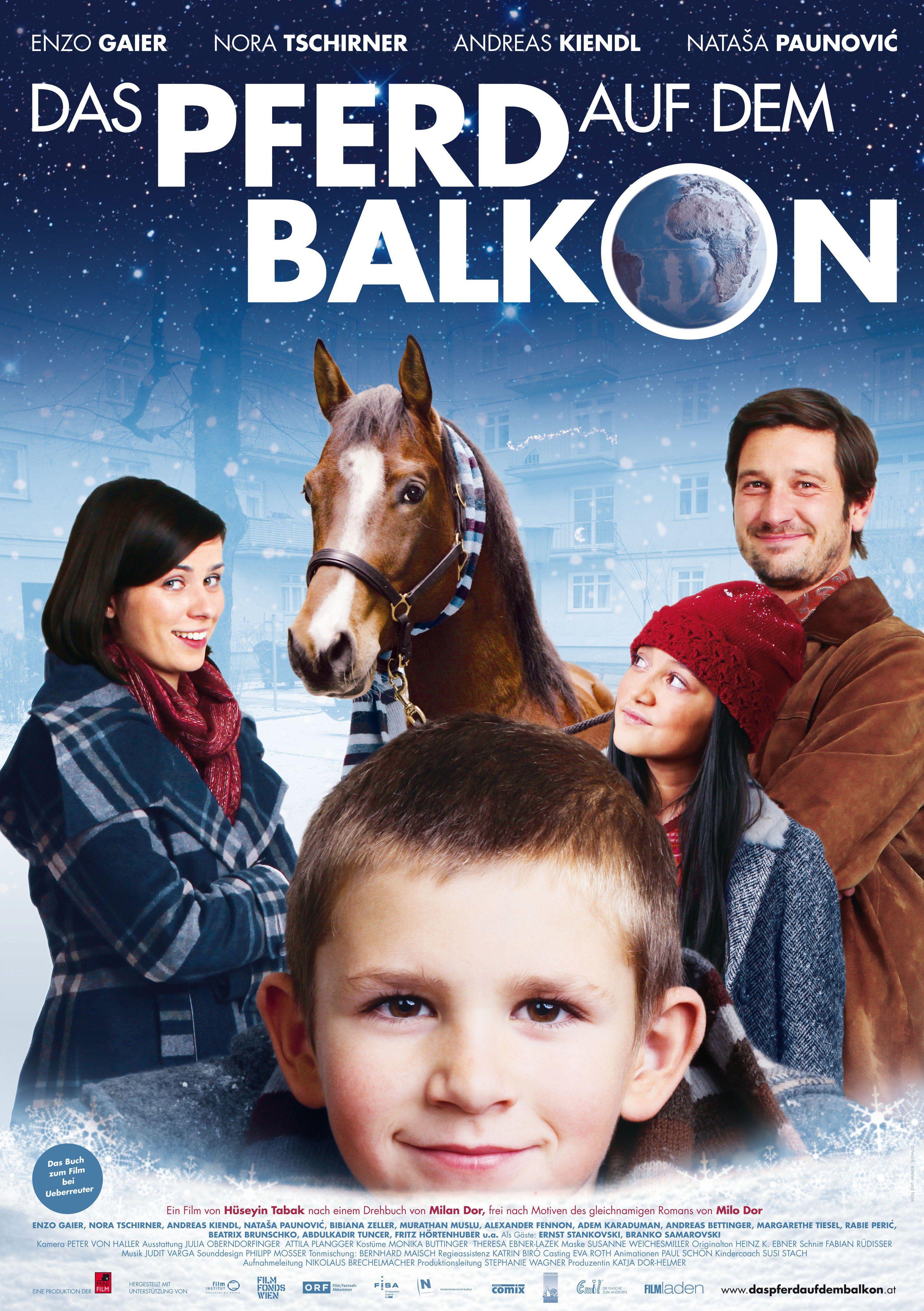 A Horse on A Balcony - Film (2012)