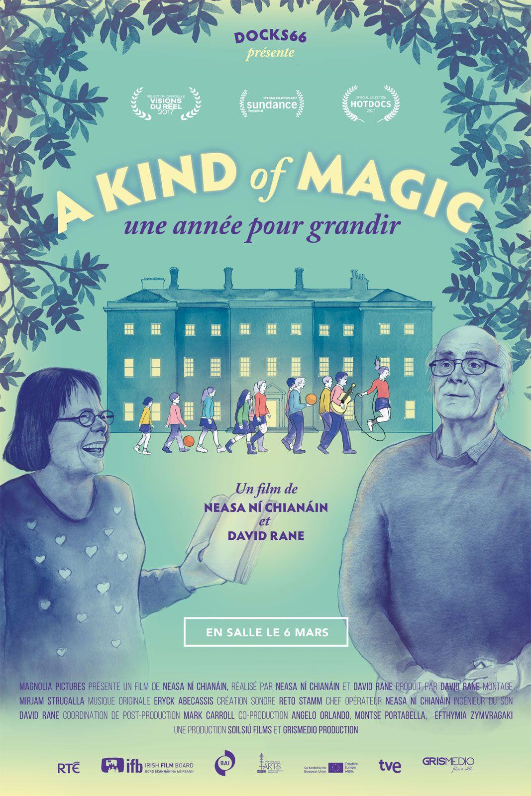 A Kind of Magic, une année pour grandir - Documentaire (2017)